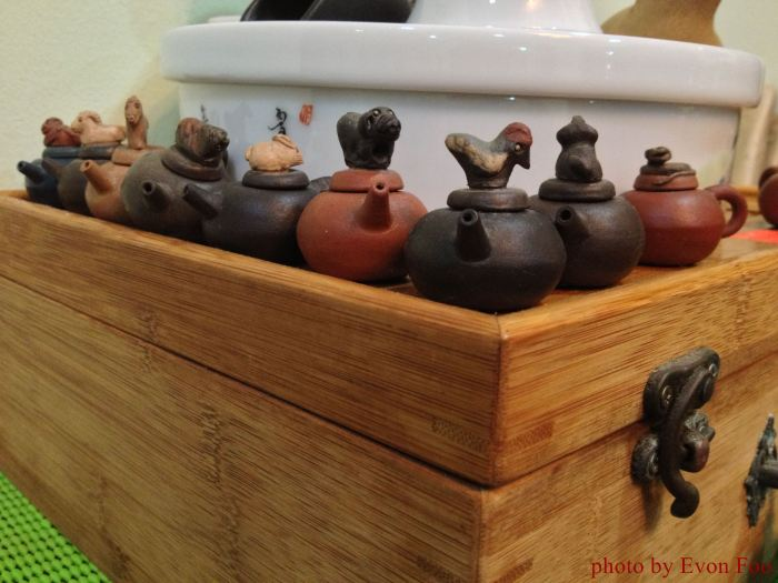 miniature tea pots 2