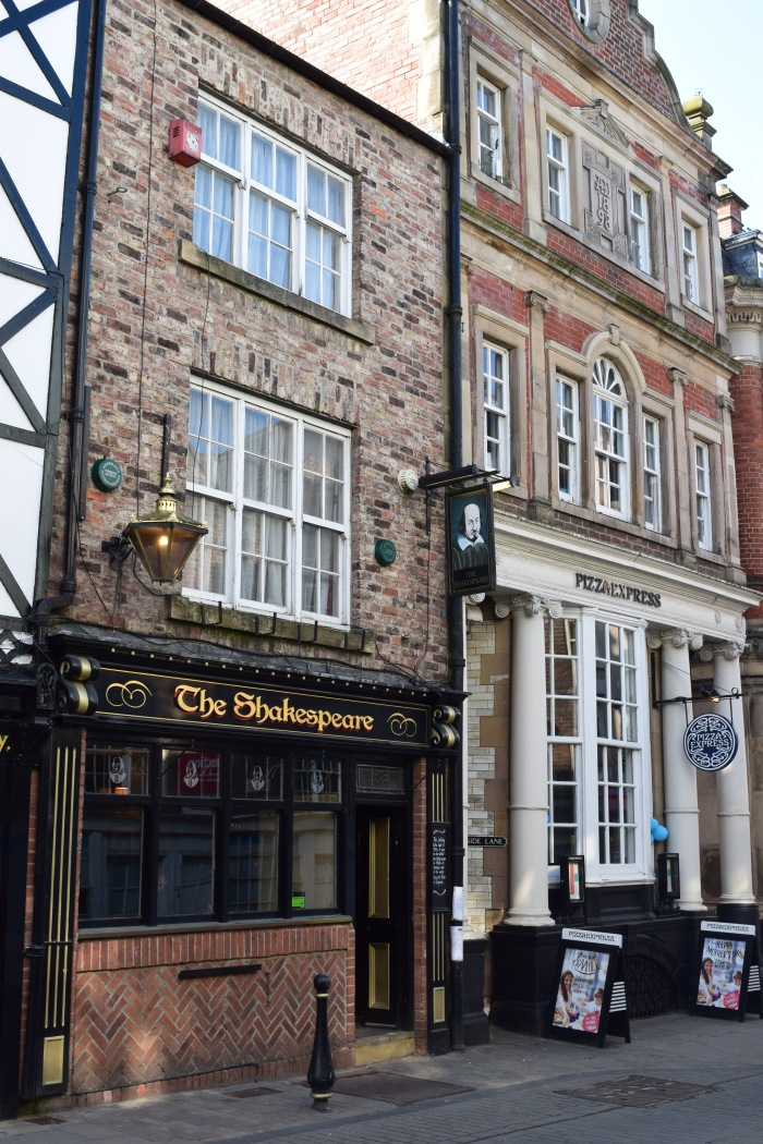 The Shakespeare Tavern, Durham allegedly one of the most haunted buildings in Durham