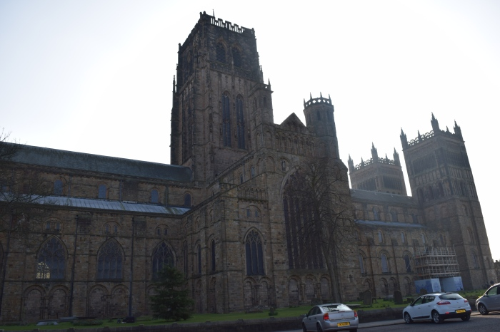 Durham Cathedral, St. Cuthbert Durham world heritage site