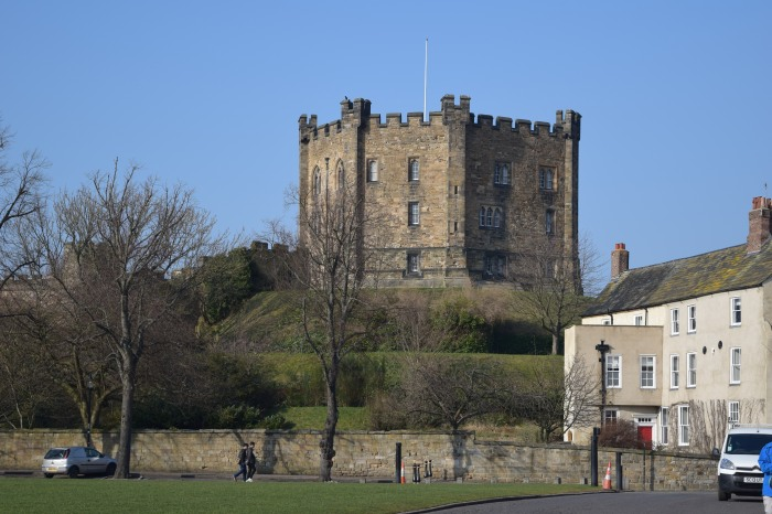 Durham Castle, home to Durham University