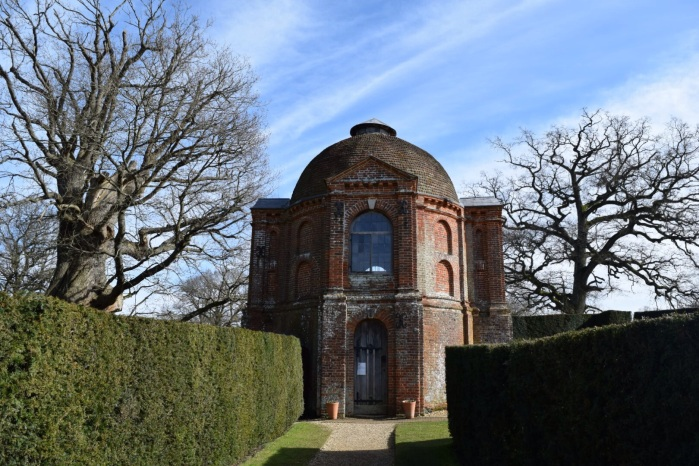 grounds of the Vyne