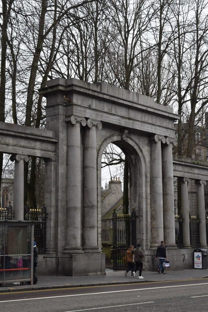 St. Nicholas Kirk, Aberdeen city centre