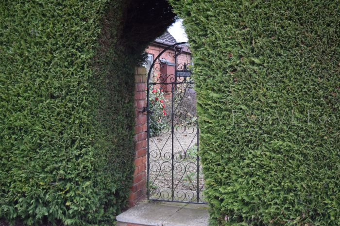 who would have thought there is such a gem hidden behind the hedges