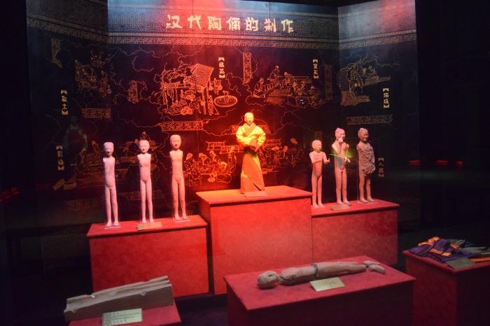 han yang ling 漢陽陵