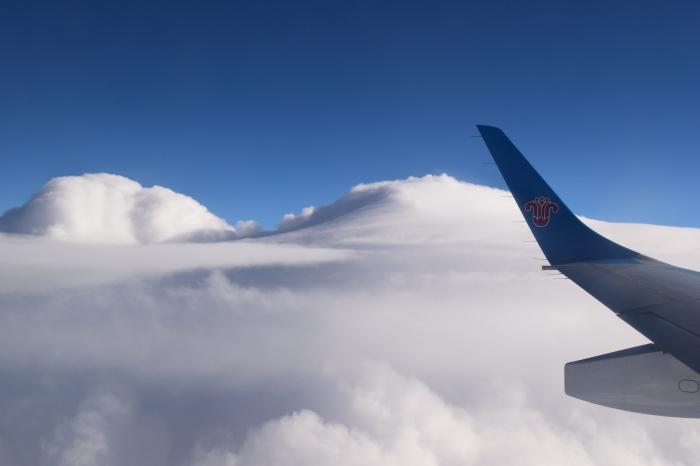 """cloud mountains"""