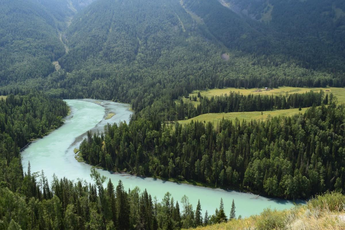 mesmerising beauty of Kanas, Xinjiang 醉美喀纳斯