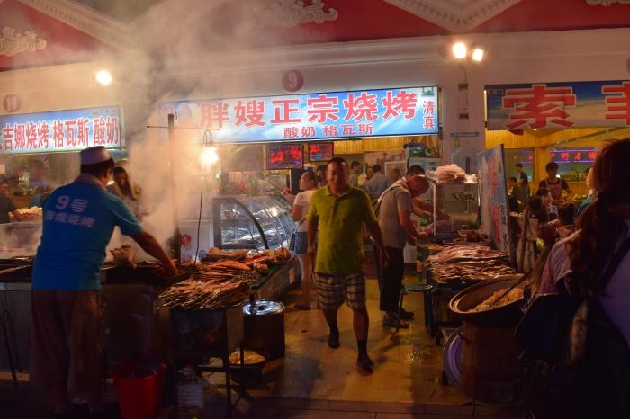 Xinjiang barbecue
