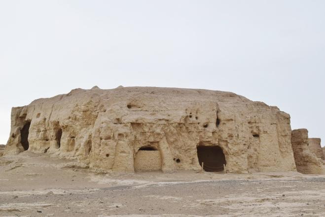 jiaohe ruins turpan xinjian