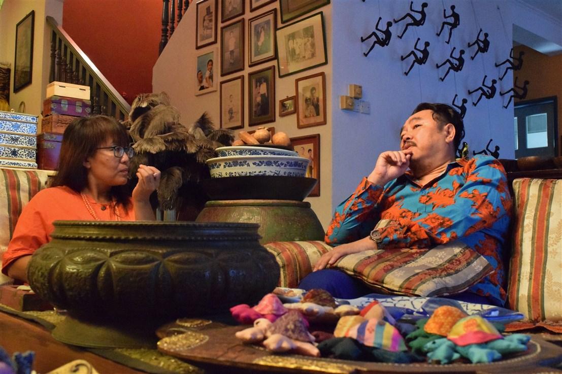 profile of datuk gordon leong, bohemian, boho-chic apartment, interview with datuk gordon leong