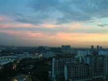 adaptability, living in new city, damansara skyline