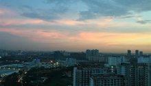 adaptability, living in new city, damansara skyline