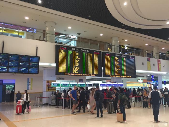 KL to Melaka, Terminal Bersepadu Selatan (TBS)
