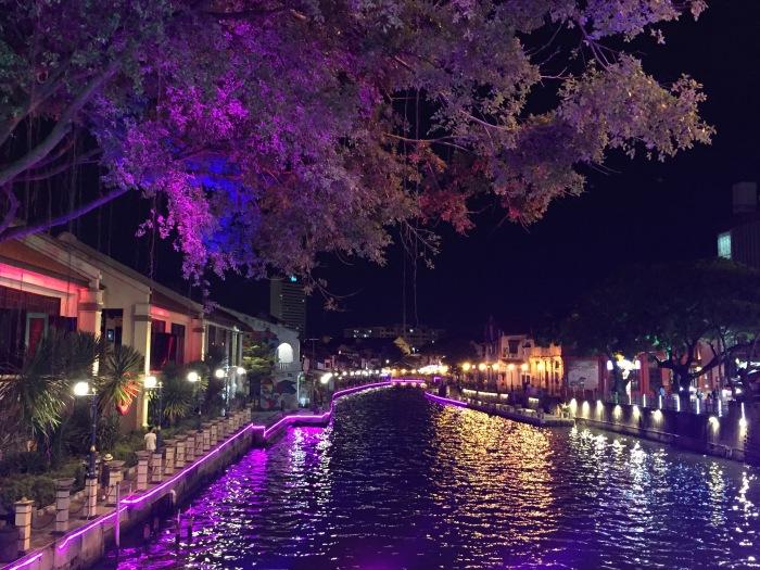 melaka, jonker street, melaka river