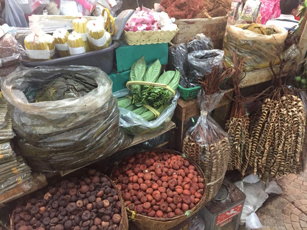 chiang mai, local market