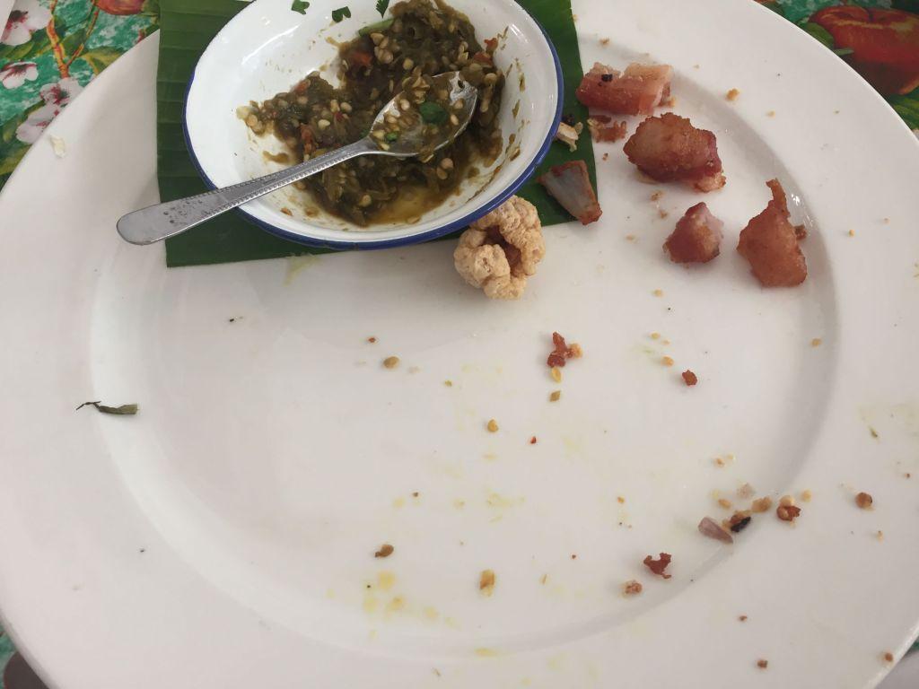 chiang mai lunch, chiang mai sausage