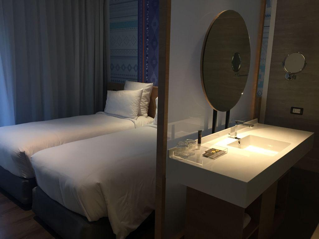 chiang mai, Novotel Chiangmai Nimman Journeyhub Hotel